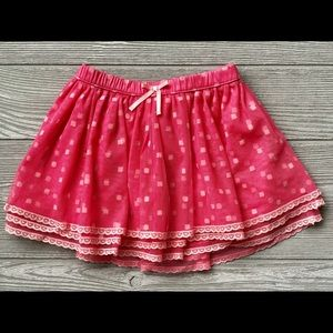 3T layered tutu skirt